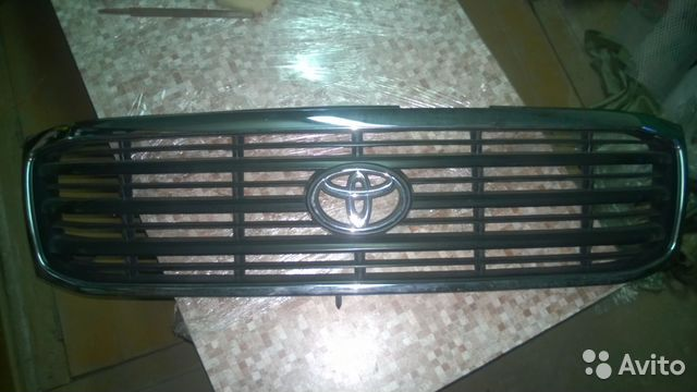 Grille for land cruiser100