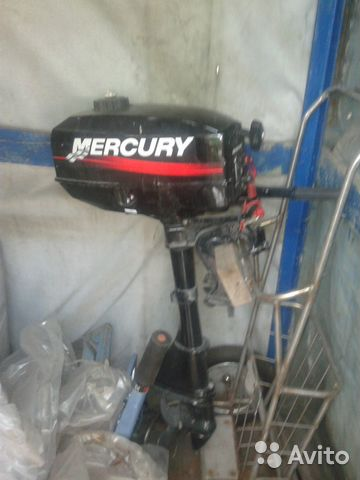 лодочный мотор mercury саратов
