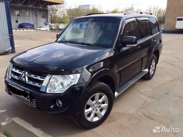 Mitsubishi Pajero 2017 продажа в Москве  Купить Митсубиси