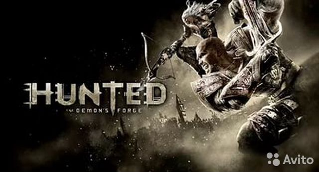 "Hunted The Demon""s Forge (xbox 360) (англ.)— фотография №1"