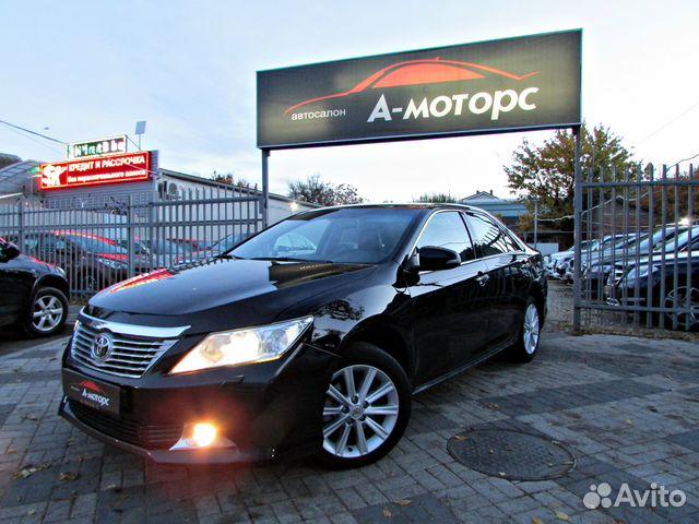 Toyota в Major Auto - официальный дилер Тойота в Москве