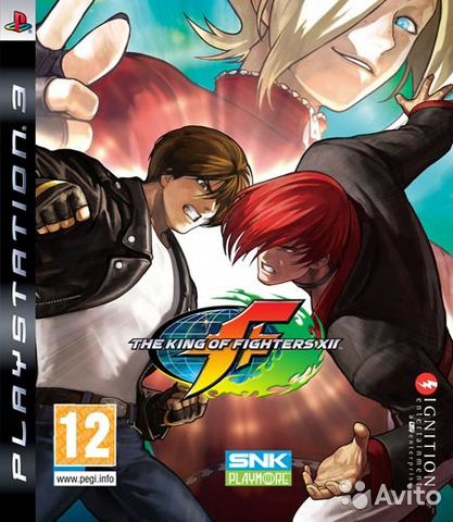 The King of Fighters XII(PS3)— фотография №1