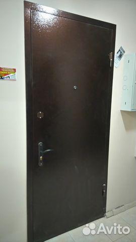 металлические двери с антивандальным покрытием москва