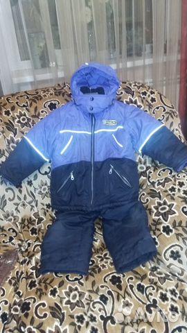 Куртка и комбинезон 89136288170 купить 1