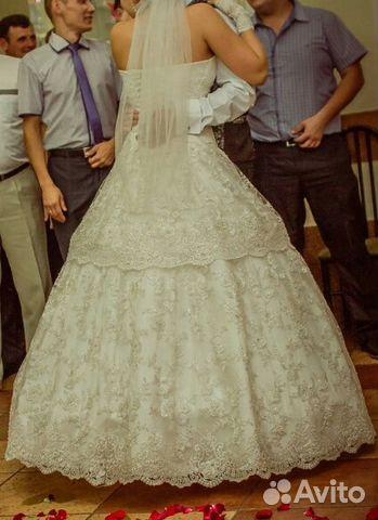 Авито нижнекамск свадебные платья