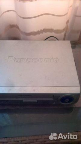 Видеомагнитофон Панасоник 89616642715 купить 1