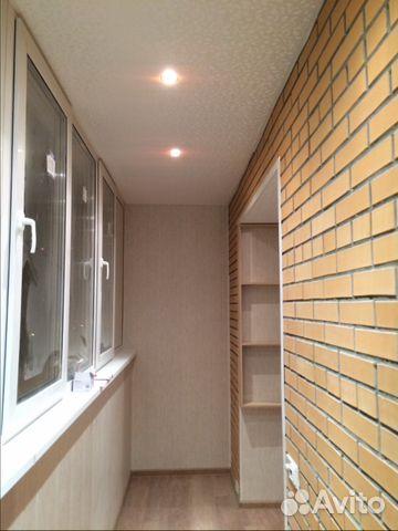Услуги - отделка и утепление балконов и лоджий в москве пред.