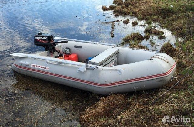 надувная лодка nissamaran musson 290 камуфляж