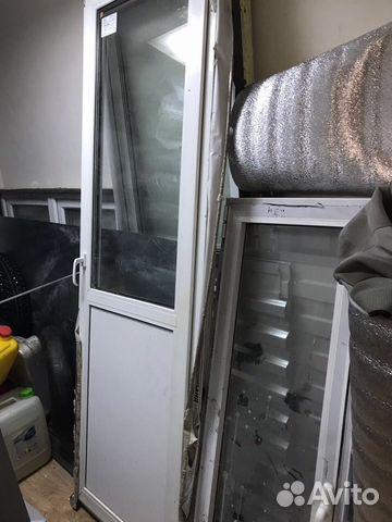 Двери и окна алюминий бу - купить бытовую технику, мебель, п.