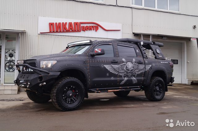 Подножки Toyota Tundra комплект - avito.ru
