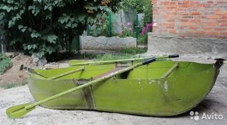 куплю алюминиевую раскладную лодку