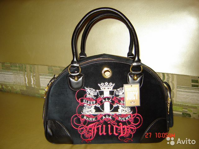 Designer Handbags Juicy Couture