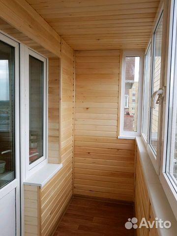 Услуги - отделка балконов и ремонт окон в курганской области.