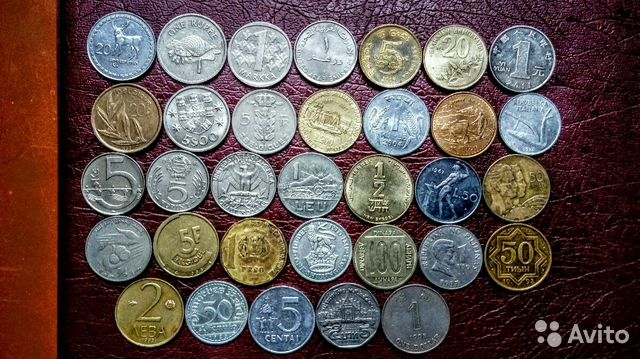 Продажа монет в тамбовской области на авито 1 копейка 1989 года