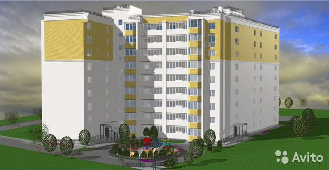 1-к квартира, 40.4 м², 2/9 эт. 89023839976 купить 1