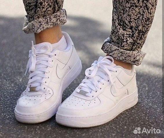 d15e20df Кеды Nike Air Force найк аир форс белые 35 | Festima.Ru - Мониторинг ...