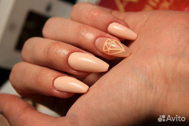 Наращивание ногтей, педикюр, shellac (Макаренко) 89183098829 купить 7
