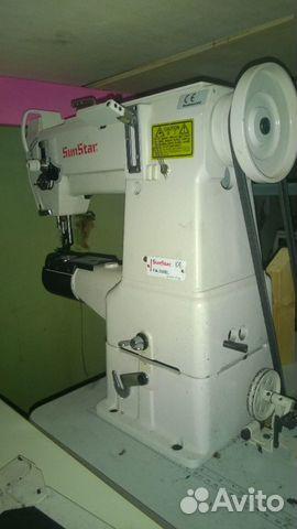 Рукавная швейная машина 390BL