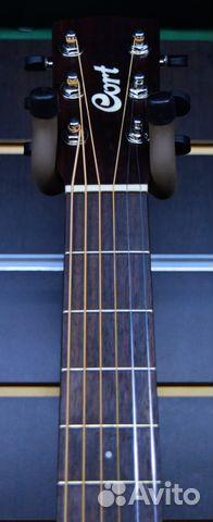 Акустическая гитара с чехлом Cort Earth Mini OP купить 4