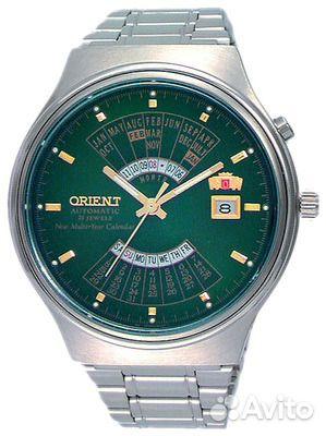 Часы мужские часы Orient (Япония) оригинал б у— фотография №1 f4fc7eb3a8091