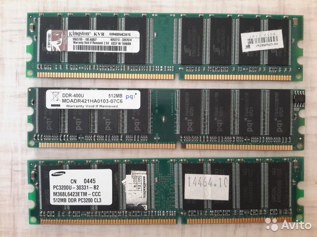 DDR2 - 512mb, 1G купить 1