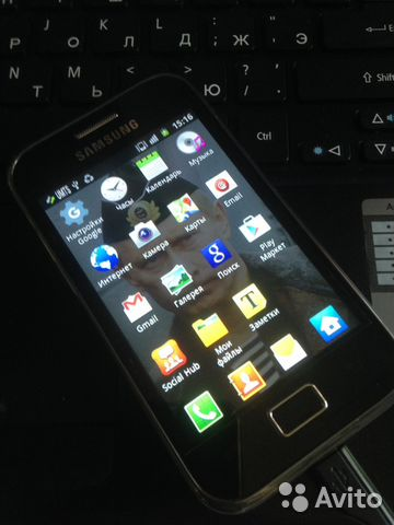 SAMSUNG Galaxy Ace Plus gt-s7500 купить 3