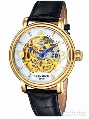 Наручные часы thomas earnshaw круглые наручные мужские часы