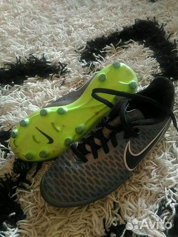 f5e245b1 Бутсы Nike magista размер 35,5 купить в Пермском крае на Avito ...