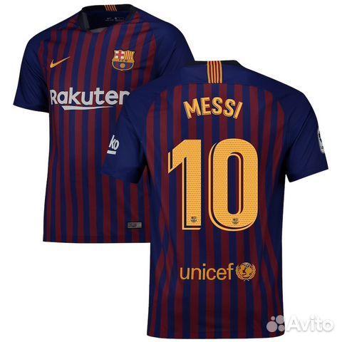 9d20bc65 Футбольная форма Барселона Barcelona nike messi | Festima.Ru ...