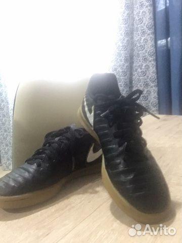 Бутсы футбольные Nike tempo X для зала 89885714784 купить 1