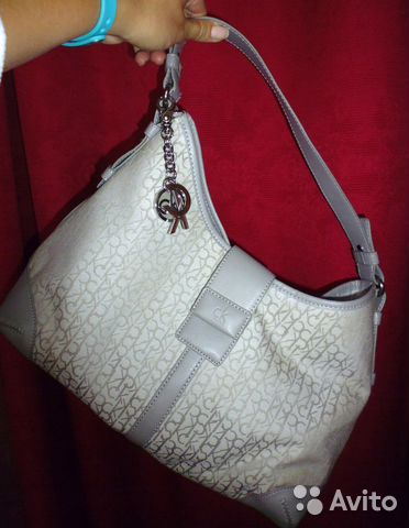598c7f01fced Calvin Klein сумка женская hobo оригинал купить в Москве на Avito ...