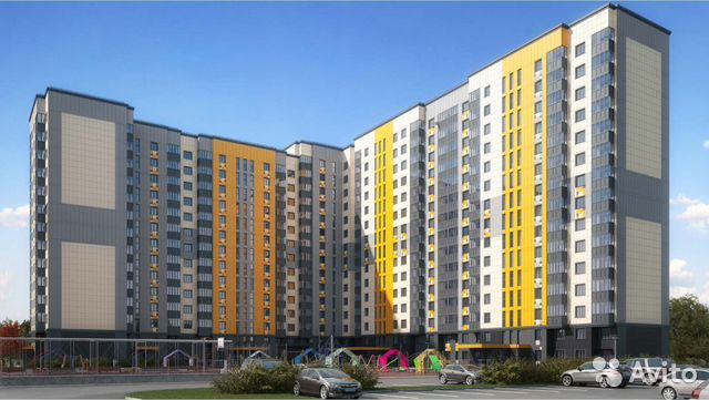 2-к квартира, 55 м², 14/15 эт. 88005506831 купить 4