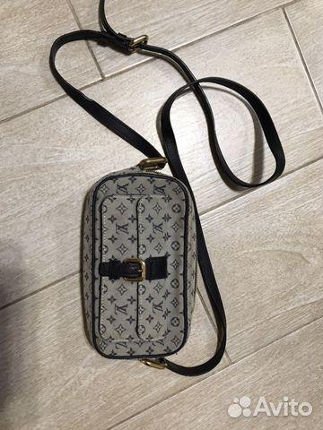 49690013d133 Сумка кроссбоди Louis Vuitton оригинал купить в Ямало-Ненецком АО на ...