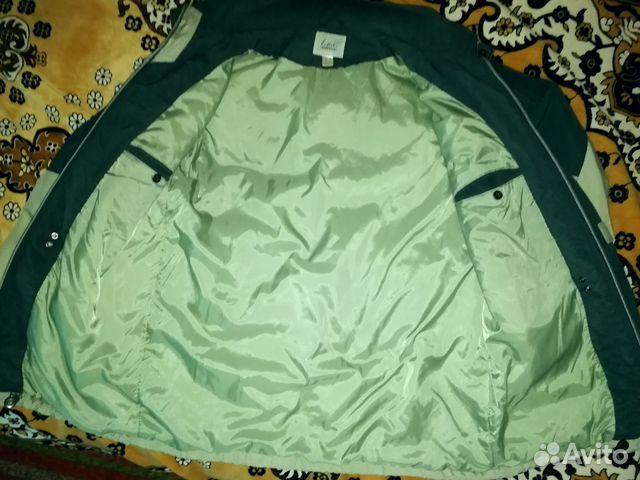 Куртка с капюшеном осень-весна 89225426469 купить 6