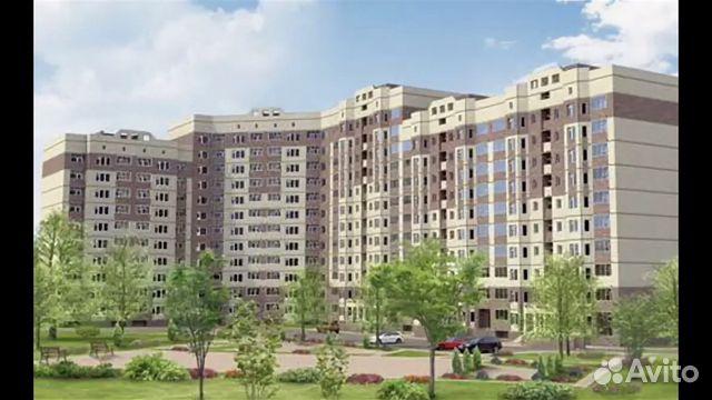 Продается однокомнатная квартира за 4 250 000 рублей. Московская область, Бронницы, Зелёный проезд, 1.