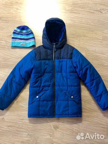 Зимняя куртка для мальчика Columbia р.152  4330482900c02