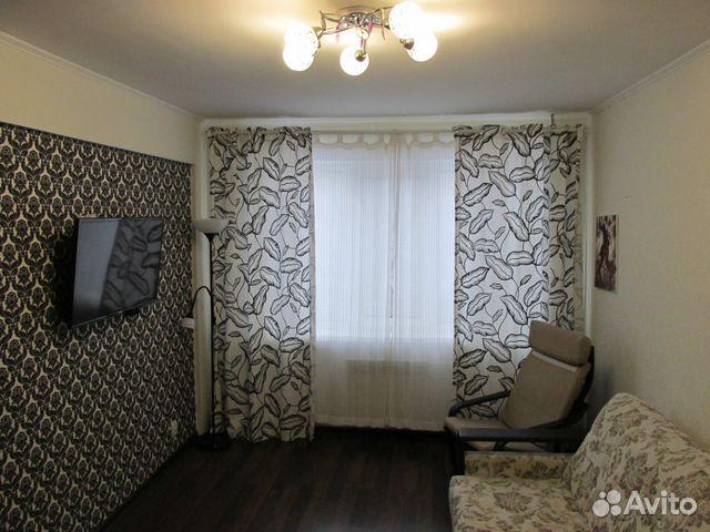Продается однокомнатная квартира за 1 650 000 рублей. Калуга, Привокзальная улица, 8к2.