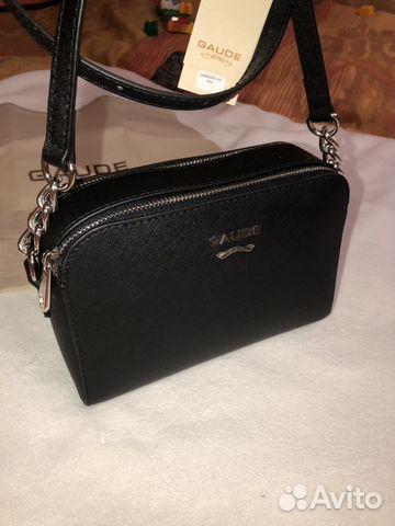 d6b793ead8f8 Новая женская сумка Оригинал Gaude milano Италия и купить в Москве ...