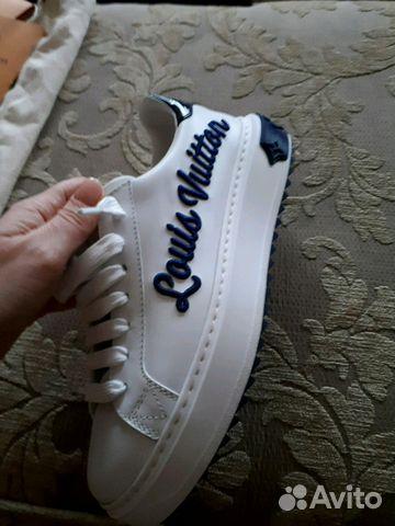 4557d4b8317c Оригинал новые кроссовки Louis Vuitton купить в Москве на Avito ...