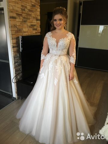 c83129d47d7 Свадебное платье Бонита