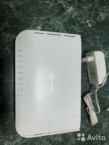 МГТС gpon router