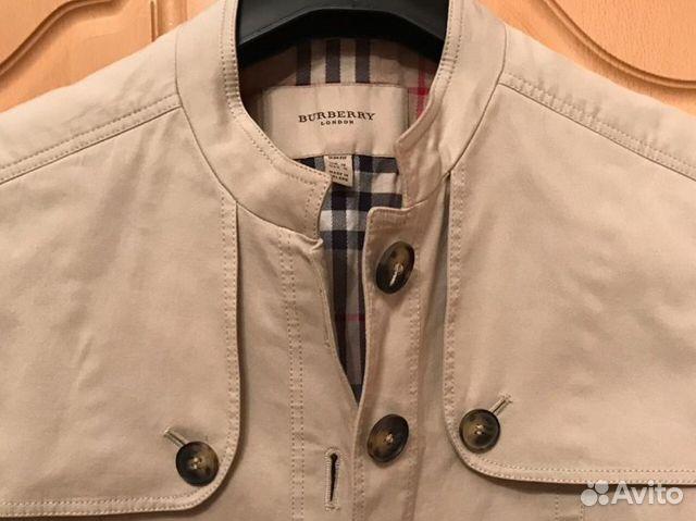 Пиджак пальто Burberry London оригинал   Festima.Ru - Мониторинг ... 1a28c0eb22f