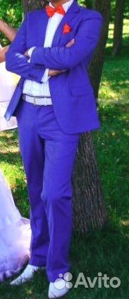Мужской костюм + туфли пиджак 89991338544 купить 5