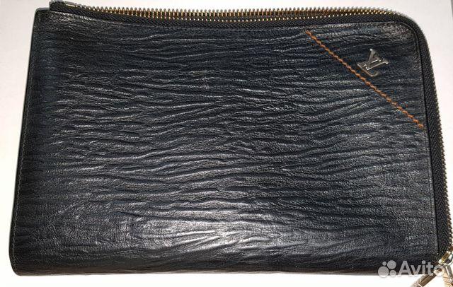2fa5bb5a1884 Клатч мужской кожаный Louis Vuitton оригинал купить в Новосибирской ...