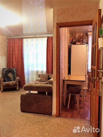Продается двухкомнатная квартира за 1 500 000 рублей. Ф.И.Шаляпина проезд, 7.