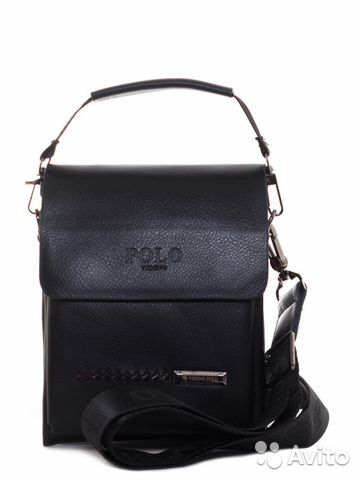 808e3a30ca1f Мужская сумка планшет Polo купить в Пензенской области на Avito ...