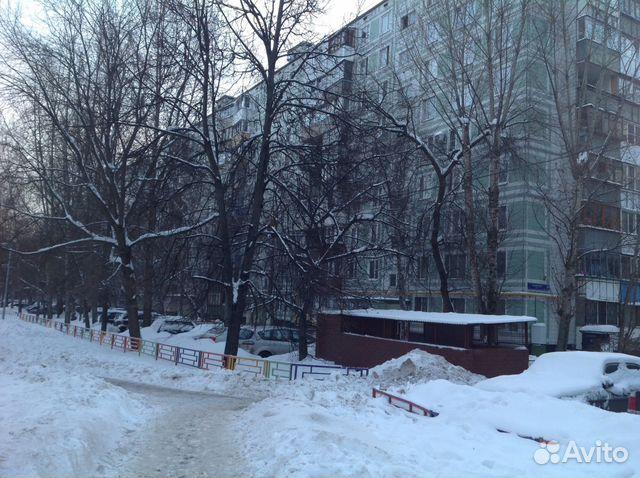 Продается двухкомнатная квартира за 8 000 000 рублей. Москва, Каширское шоссе, 128к2.