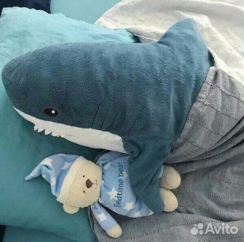 акула икеа блохэй купить в республике крым на Avito объявления