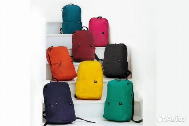 Рюкзак Xiaomi Mi Colorful Mini Backpack Bag dark b— фотография №1 dae2614477f50