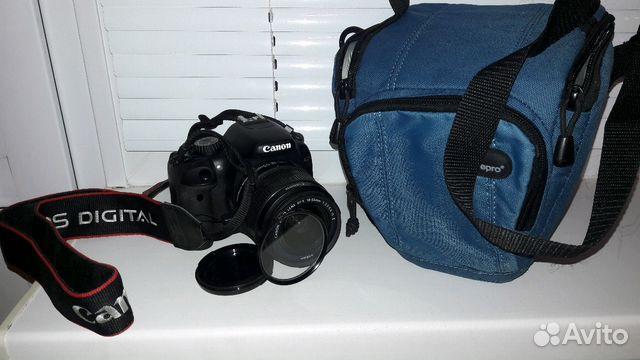 b05c4a2bc19f Canon EOS 550 D kit 18-55 IS купить в Тульской области на Avito ...